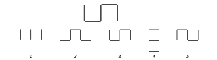 test logica figurale