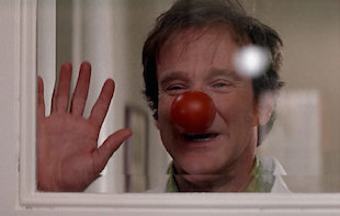 patch adams diventare medico
