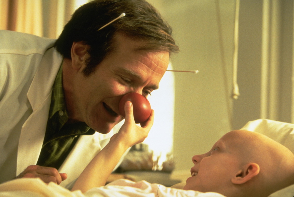 patch adams film medicina